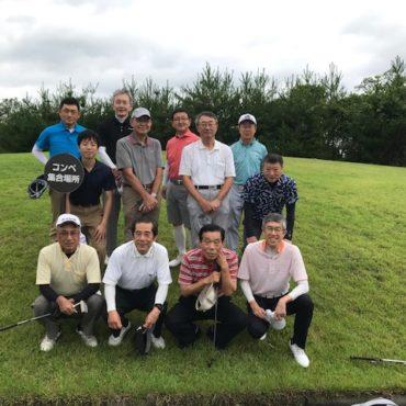 2019年 第1回関西ゴルフ三経戦